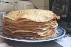 3 - Crepes